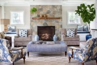 Best Winter Living Room Makeover Ideas 30