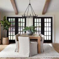 Elegant Modern Dining Room Design Ideas 49