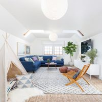Stunning Family Friendly Living Room Ideas 50