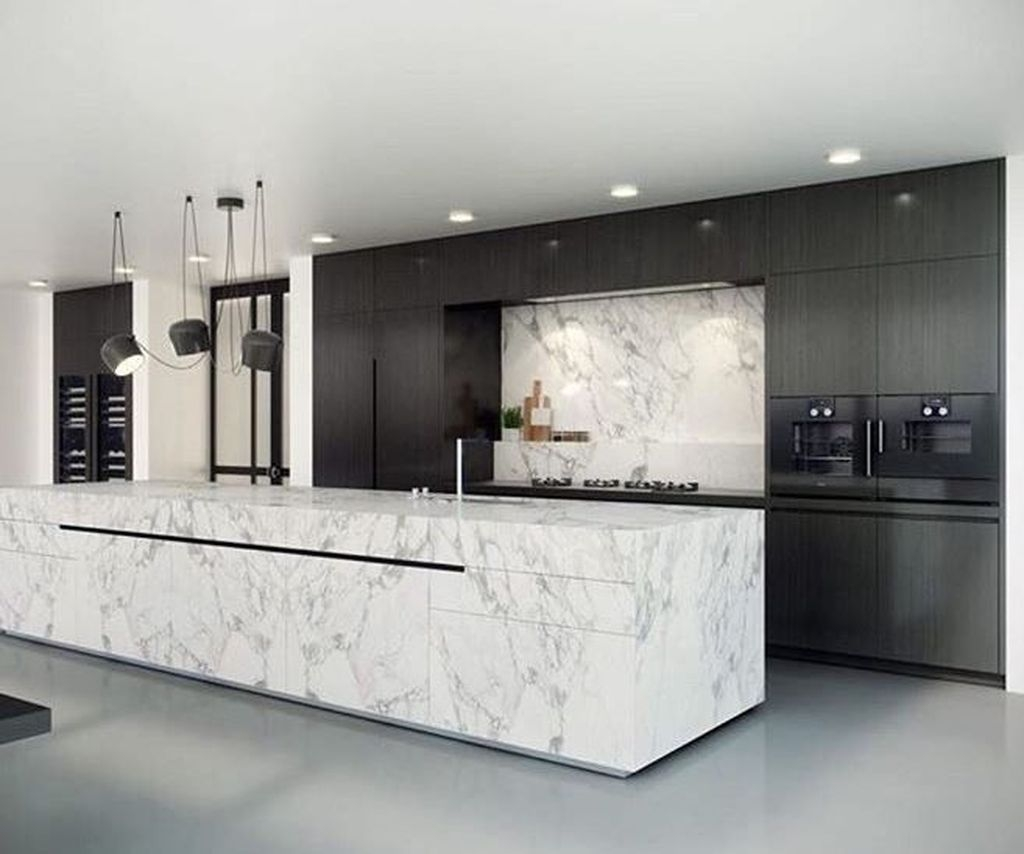 Stunning Modern Kitchen Design Ideas 38