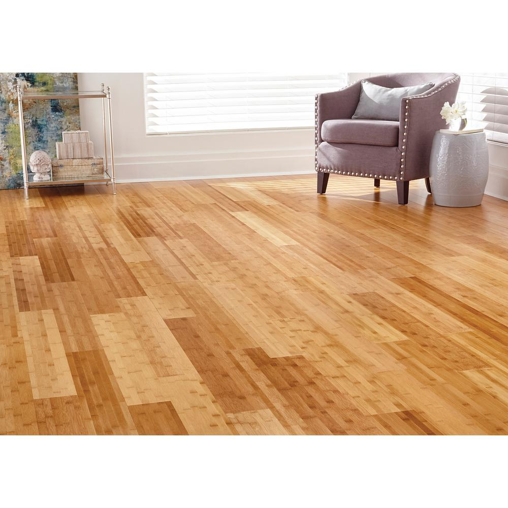 Amazing Bamboo Flooring Ideas For Living Room 34