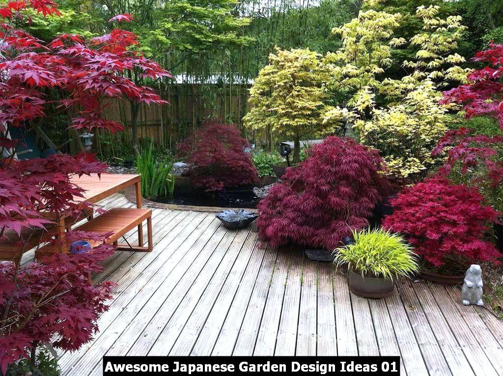 Awesome Anese Garden Design Ideas 01