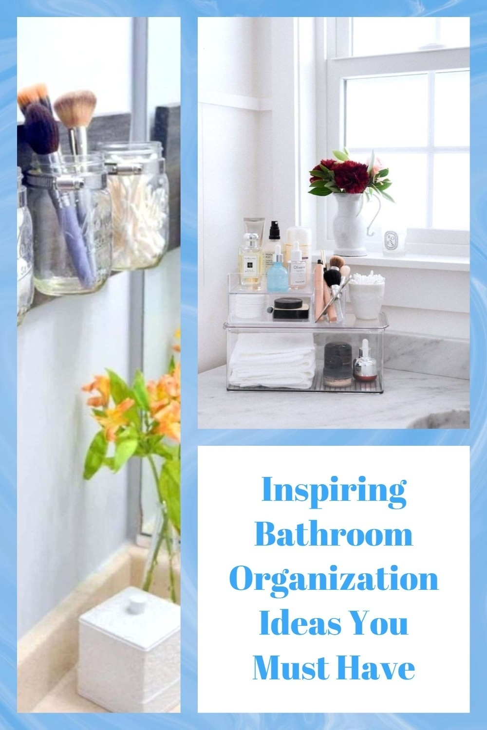 Inspiring Bathroom Organization Ideas You Must Have