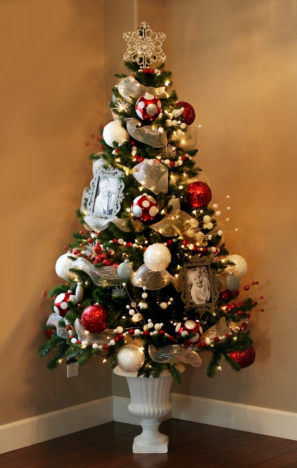 Small Fake Christmas Tree