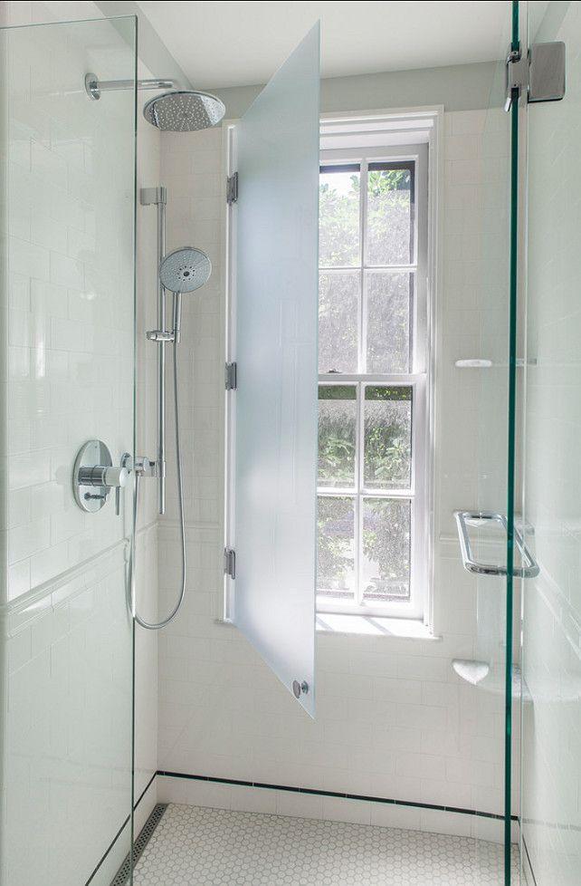 Bathroom Windows In Shower