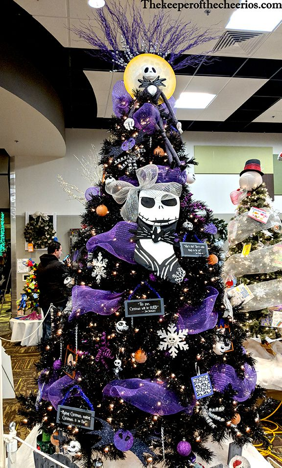 Nightmare Before Christmas Tree Decorations