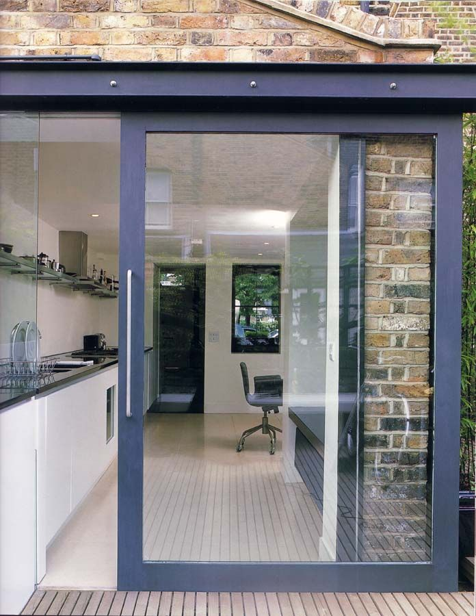 Exterior Pocket Doors