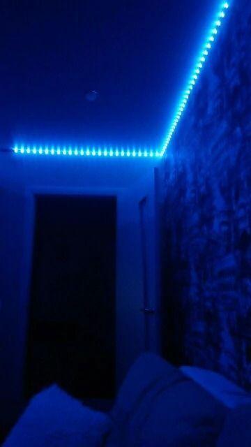 Strip Lights For Bedroom