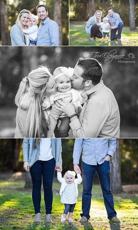 Outdoor Family Photo Ideas