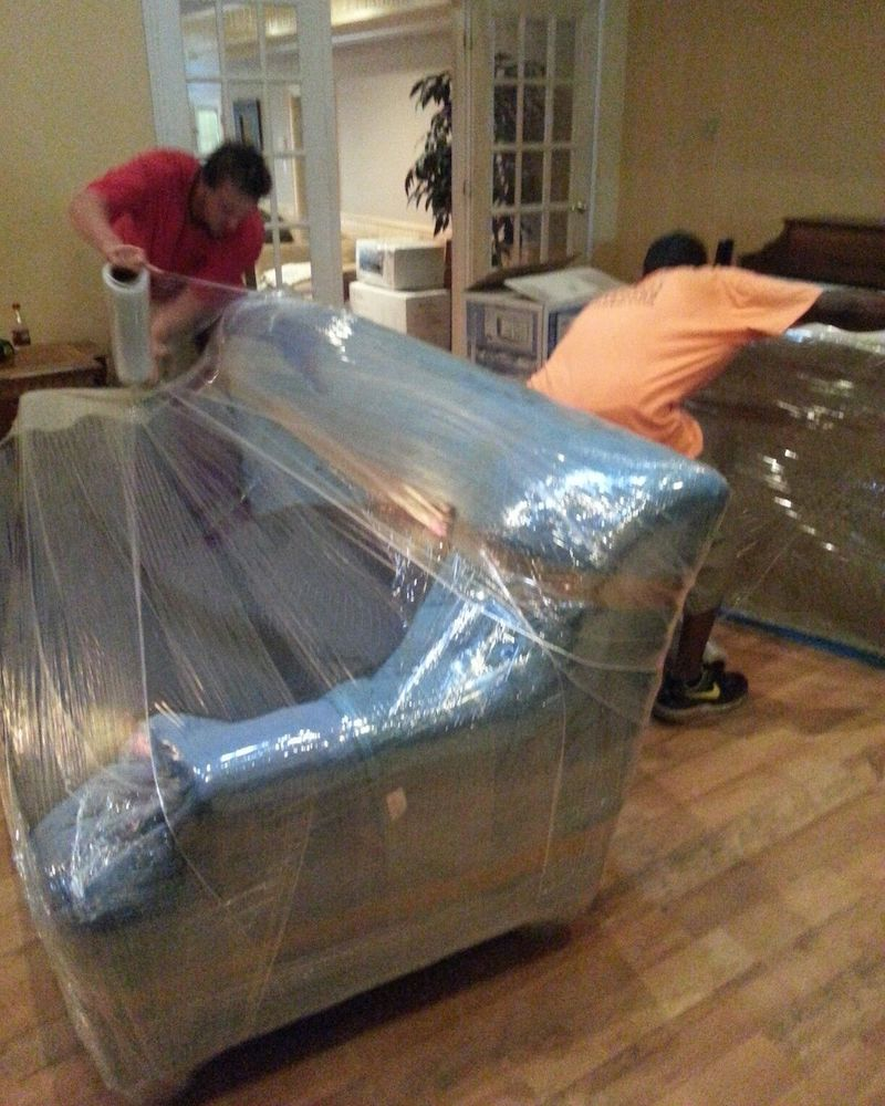 Plastic Wrap For Furniture