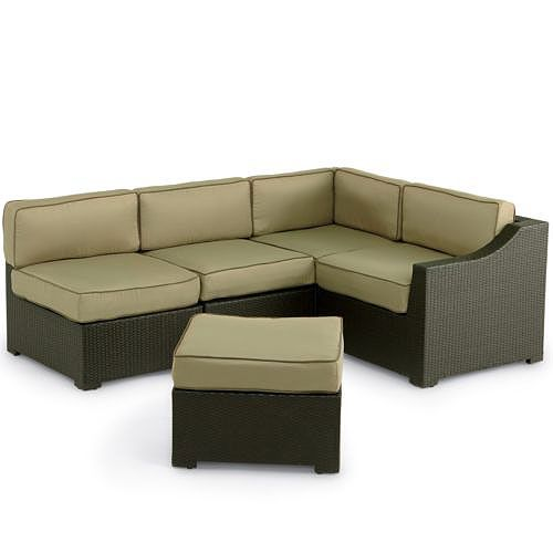 Outdoor Sectional Replacement Cushions