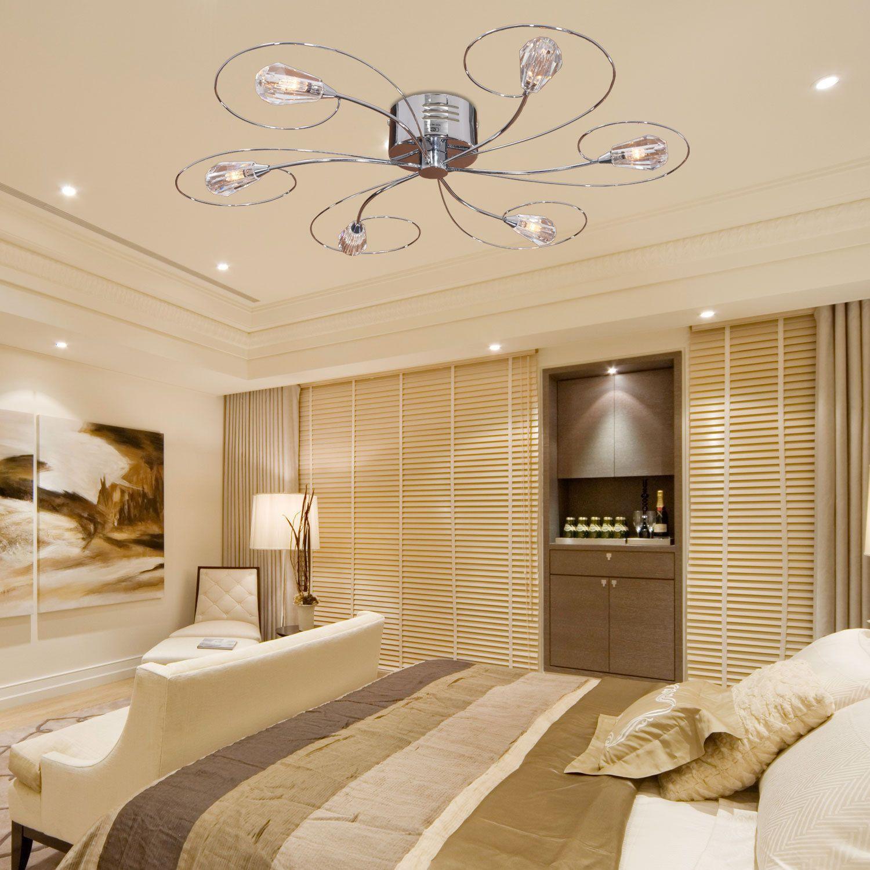 Bedroom Fan With Light