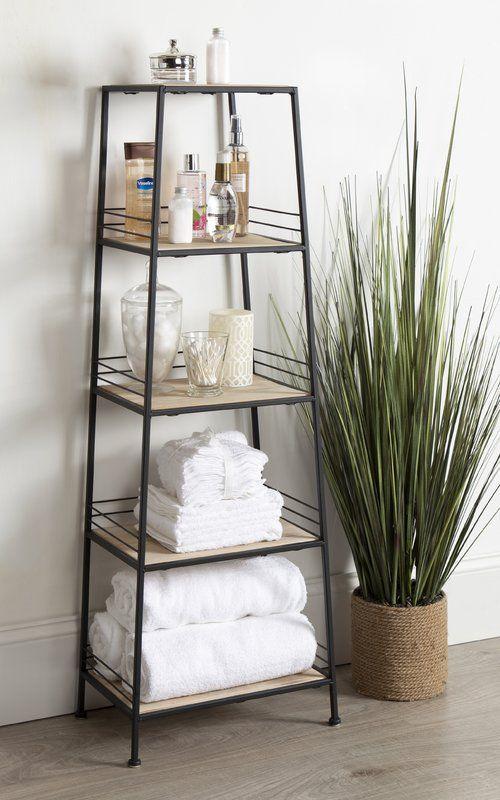 Bathroom Standing Shelf