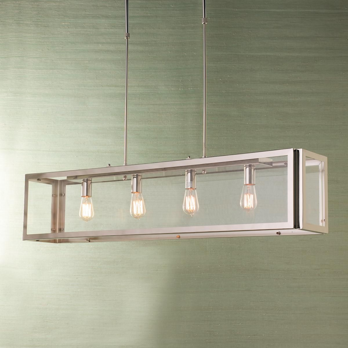 Rectangle Dining Room Light