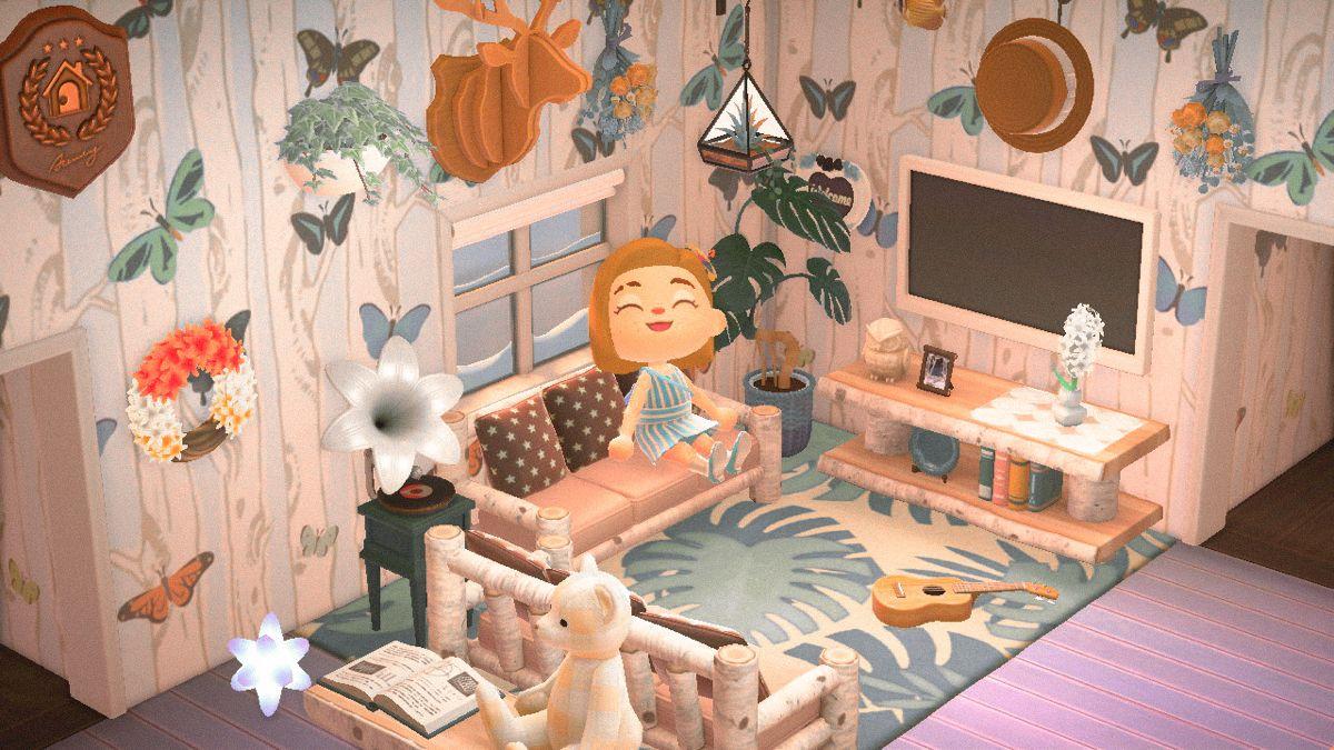 Animal Crossing Bedroom Ideas