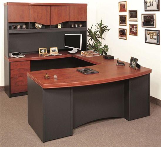 U Shaped Home Office Desk