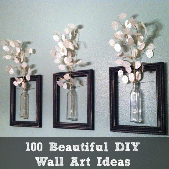 Bathroom Wall Decor Ideas DIY