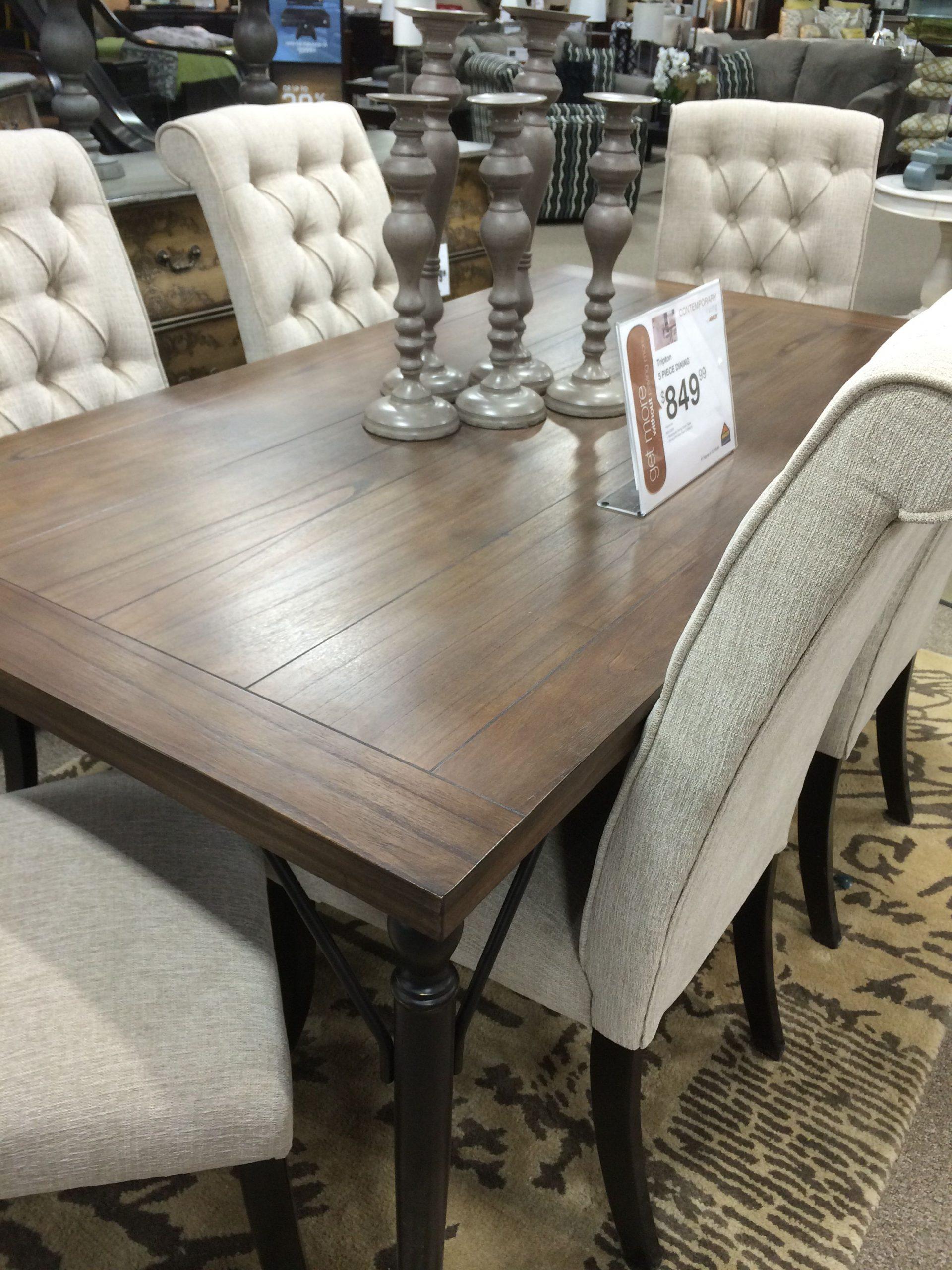 Ashley Furniture Dining Room