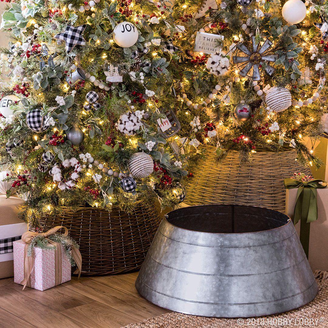 Christmas Tree Collar Hobby Lobby