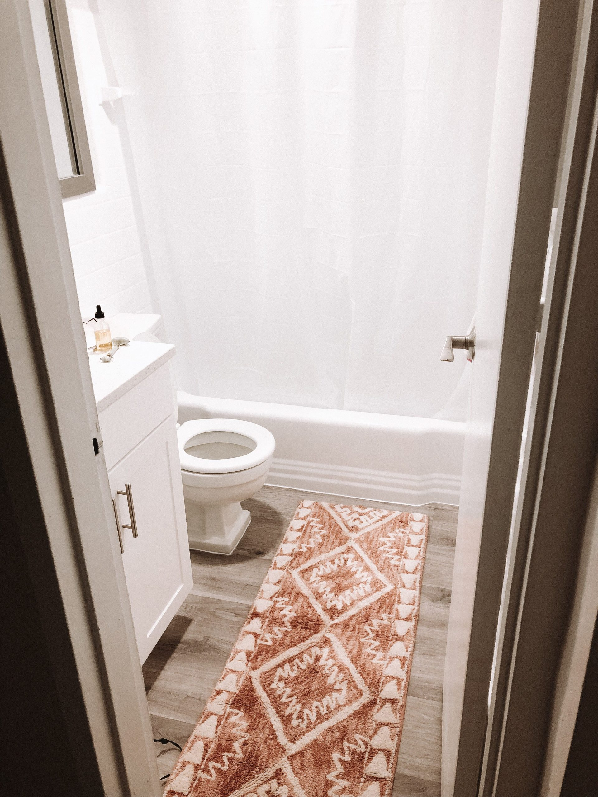Small Bathroom Rug