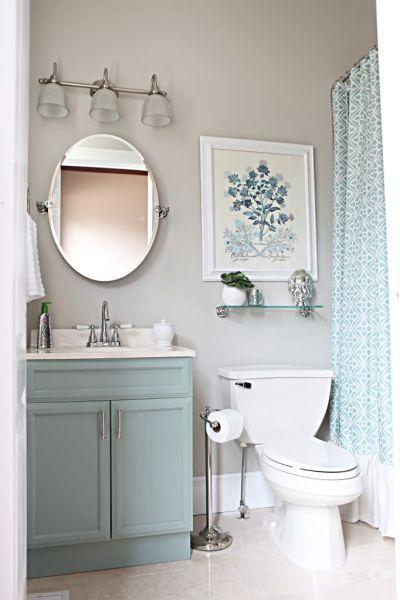 Small Bathroom Bathroom Decorating Ideas