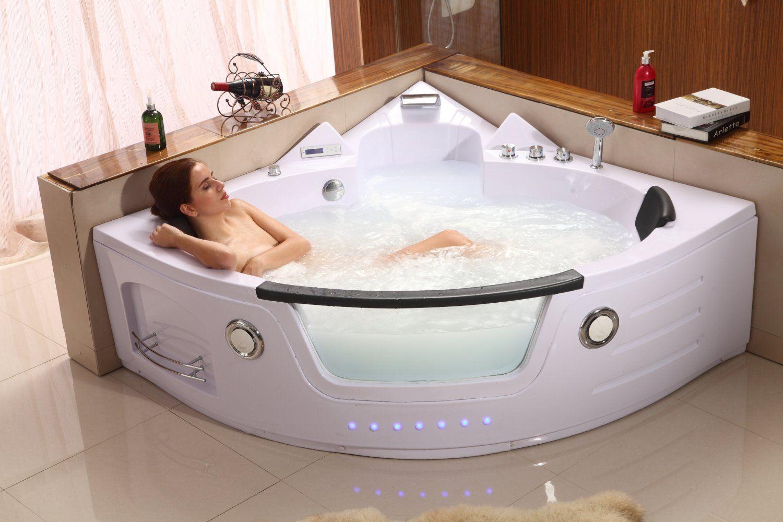 Bathroom Jacuzzi Tub
