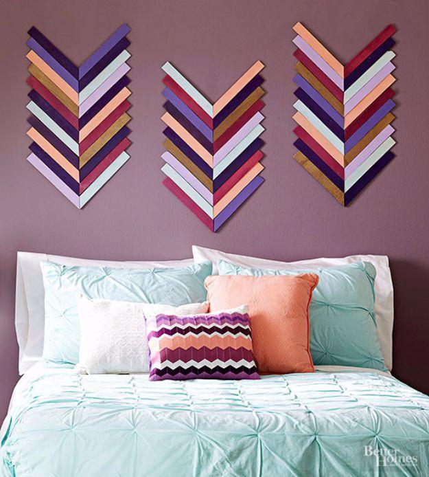 Bedroom DIY Wall Decor