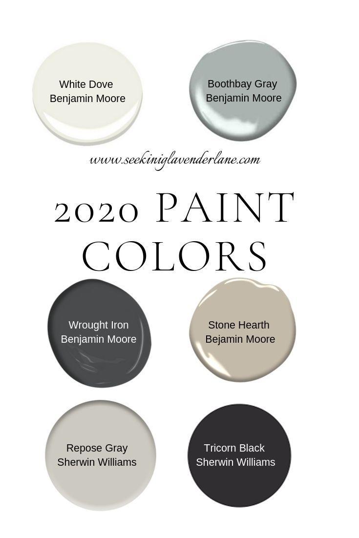 Sherwin Williams Exterior Paint Colors 2020