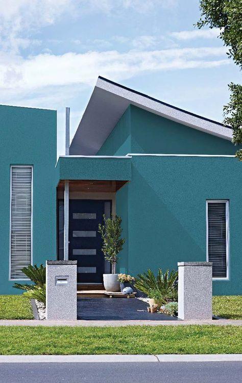 Pintura Para Casa Exterior