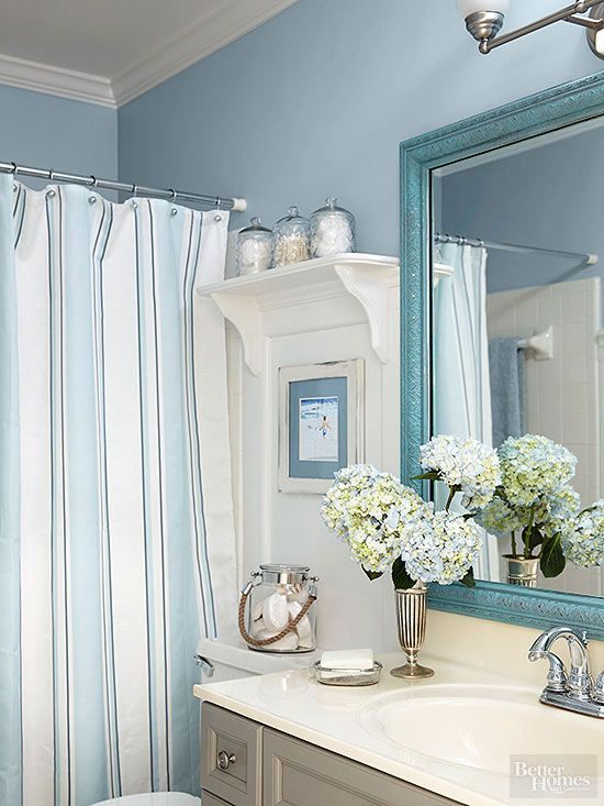 Coastal Bathroom Decor