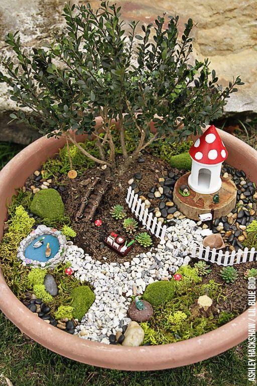 Small Fairy Garden Ideas