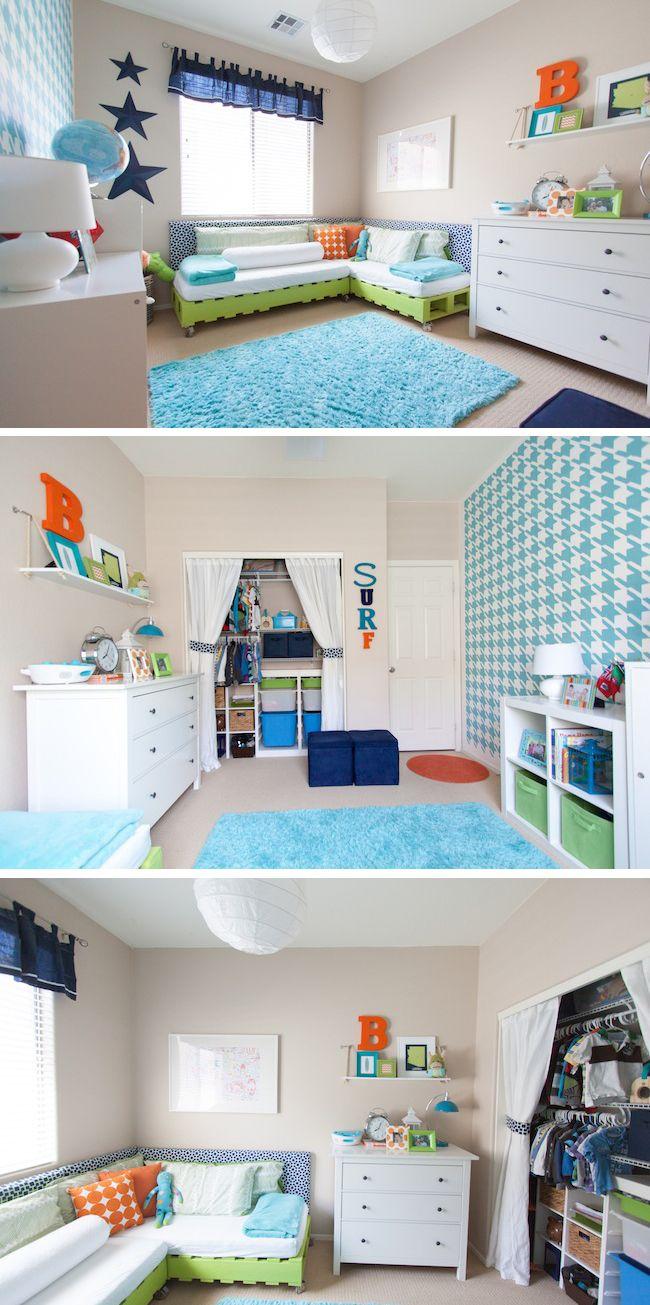 DIY Boy Room Decor