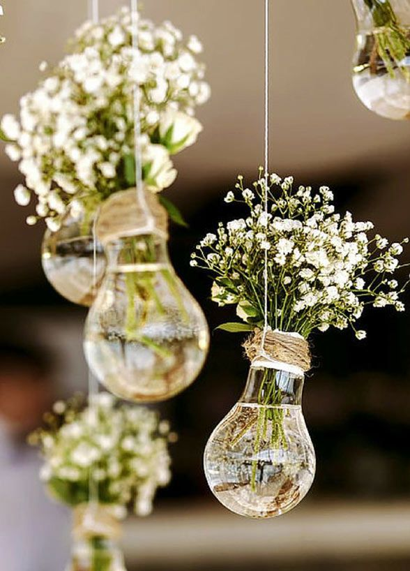 Cheap DIY Wedding Decorations