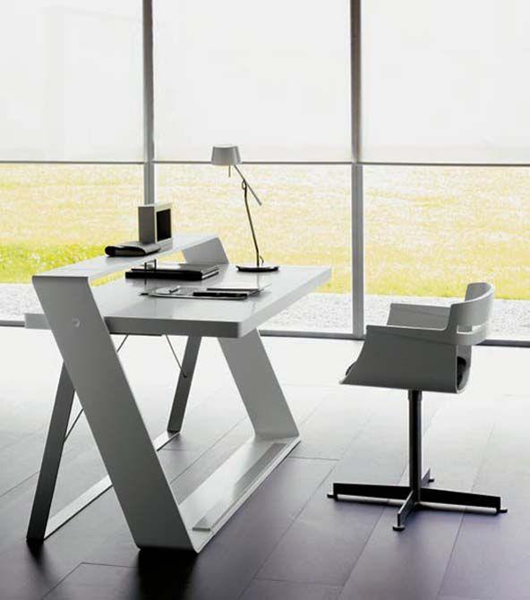 Contemporary Home Office Desk