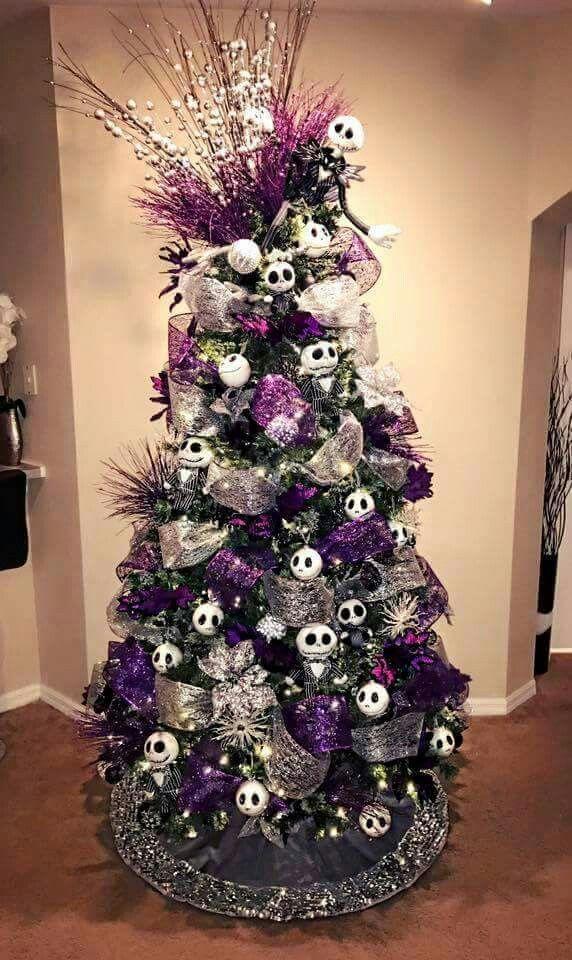Jack Skellington Christmas Tree