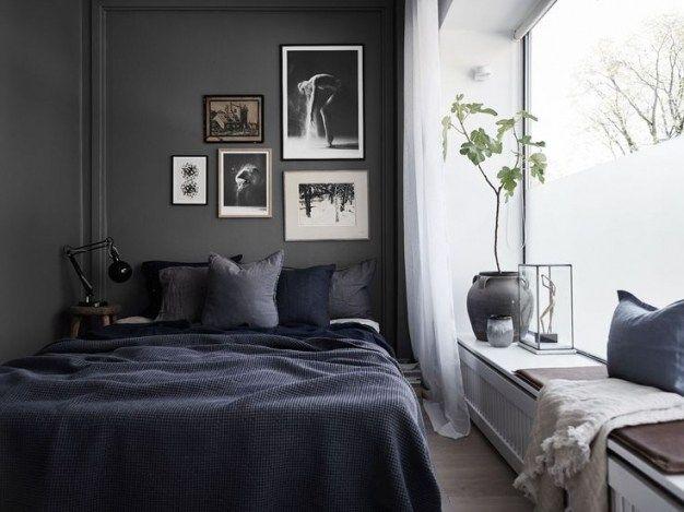 Dark Bedroom Ideas