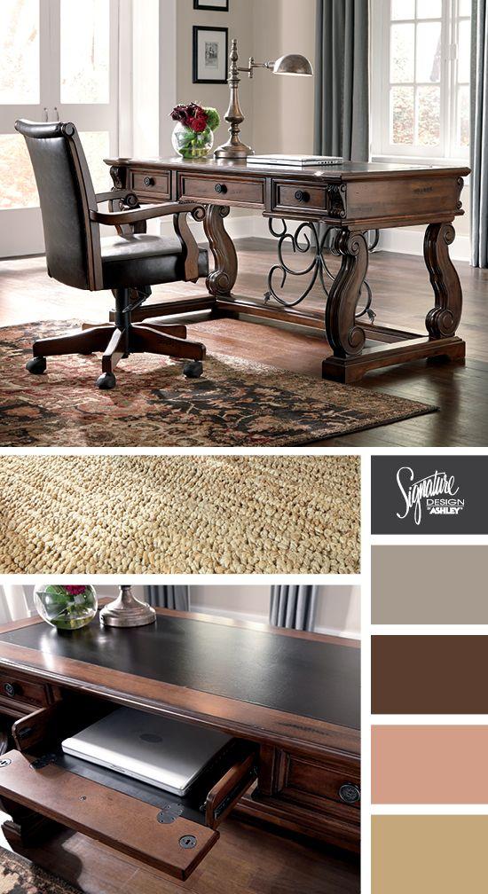 Ashley Home Office Desk
