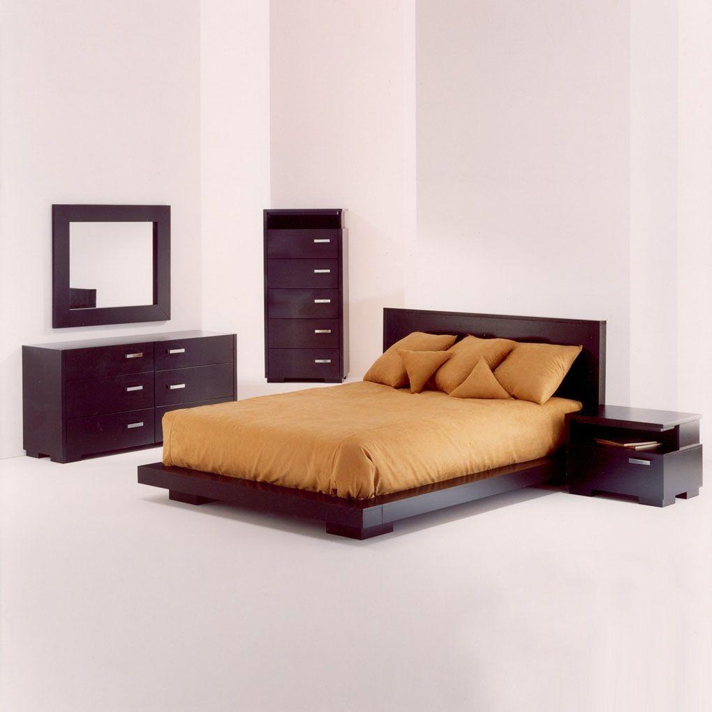 Platform Bedroom Sets King