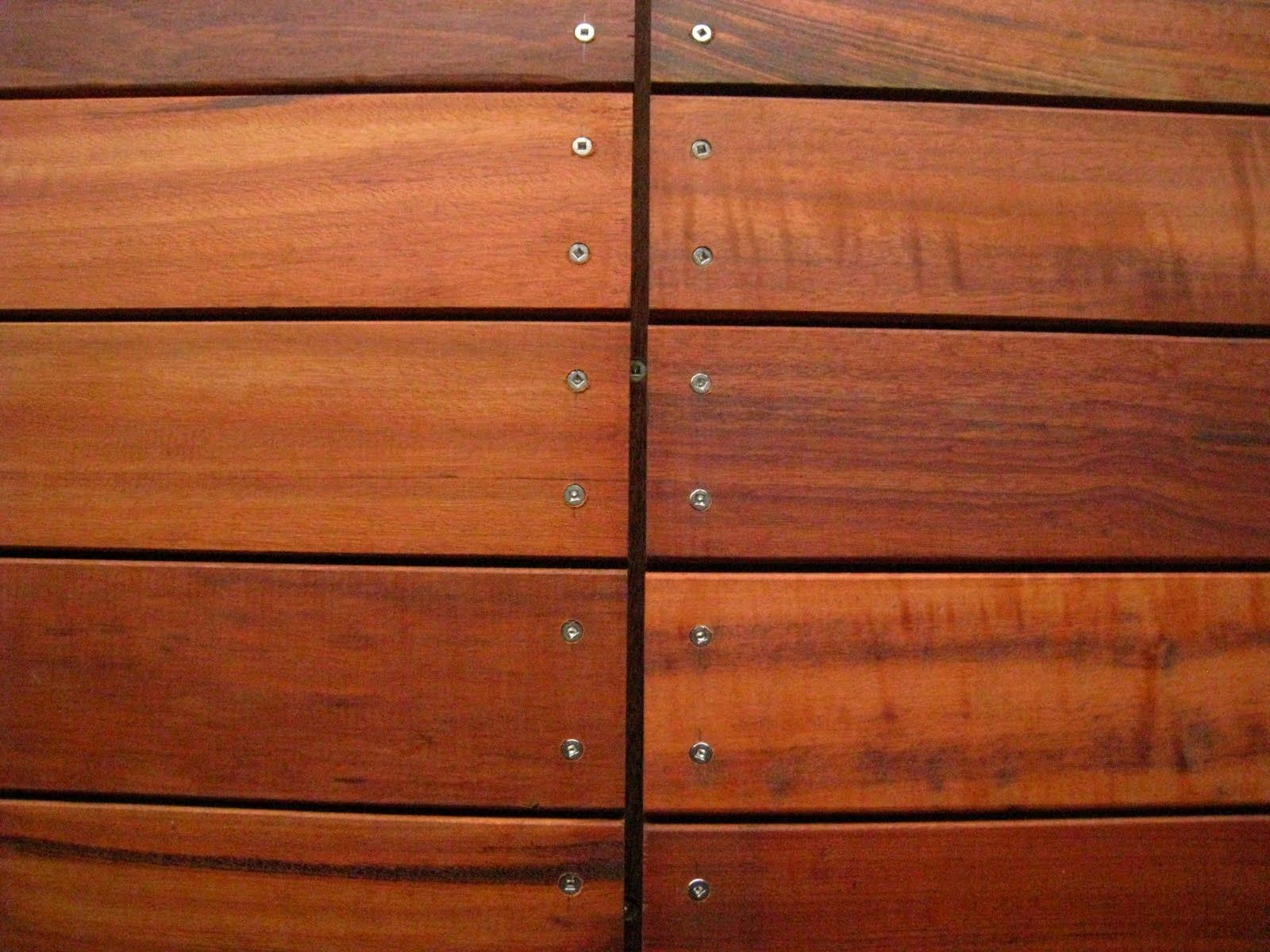 Exterior Wood Paneling