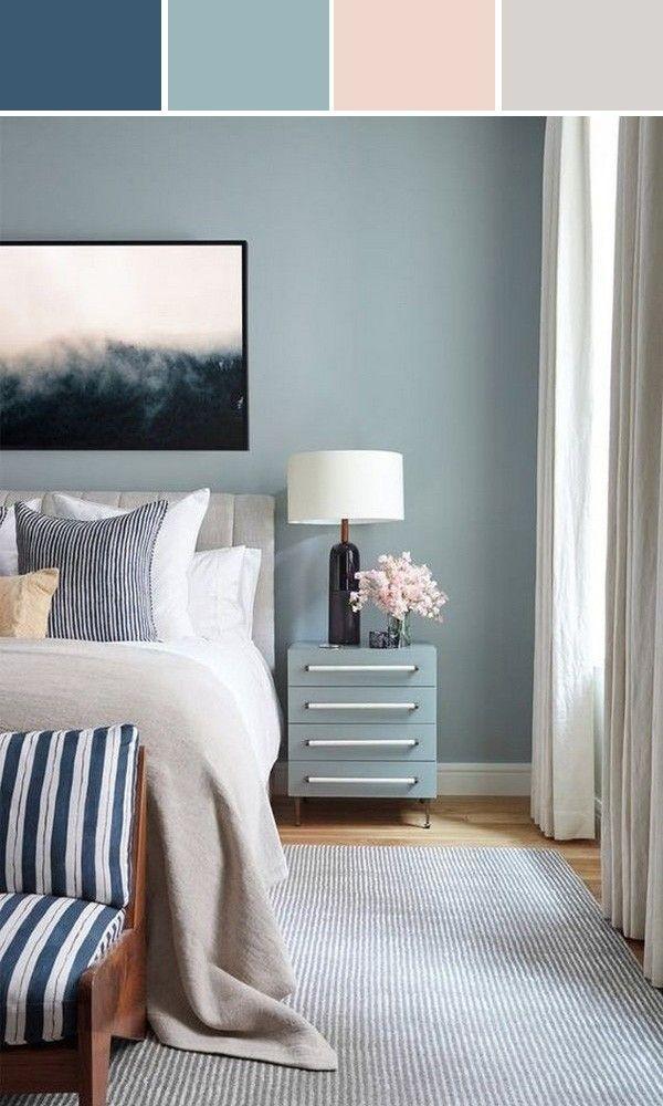 Popular Bedroom Colors