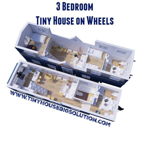 3 Bedroom Tiny House
