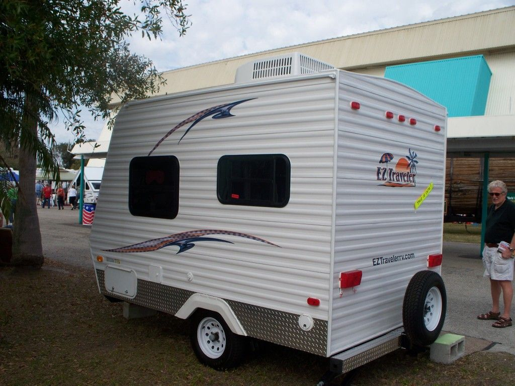 Small Campers With Bathrooms For Sale