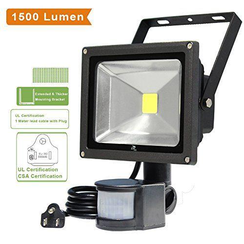 Outdoor Led Motion Sensor Light