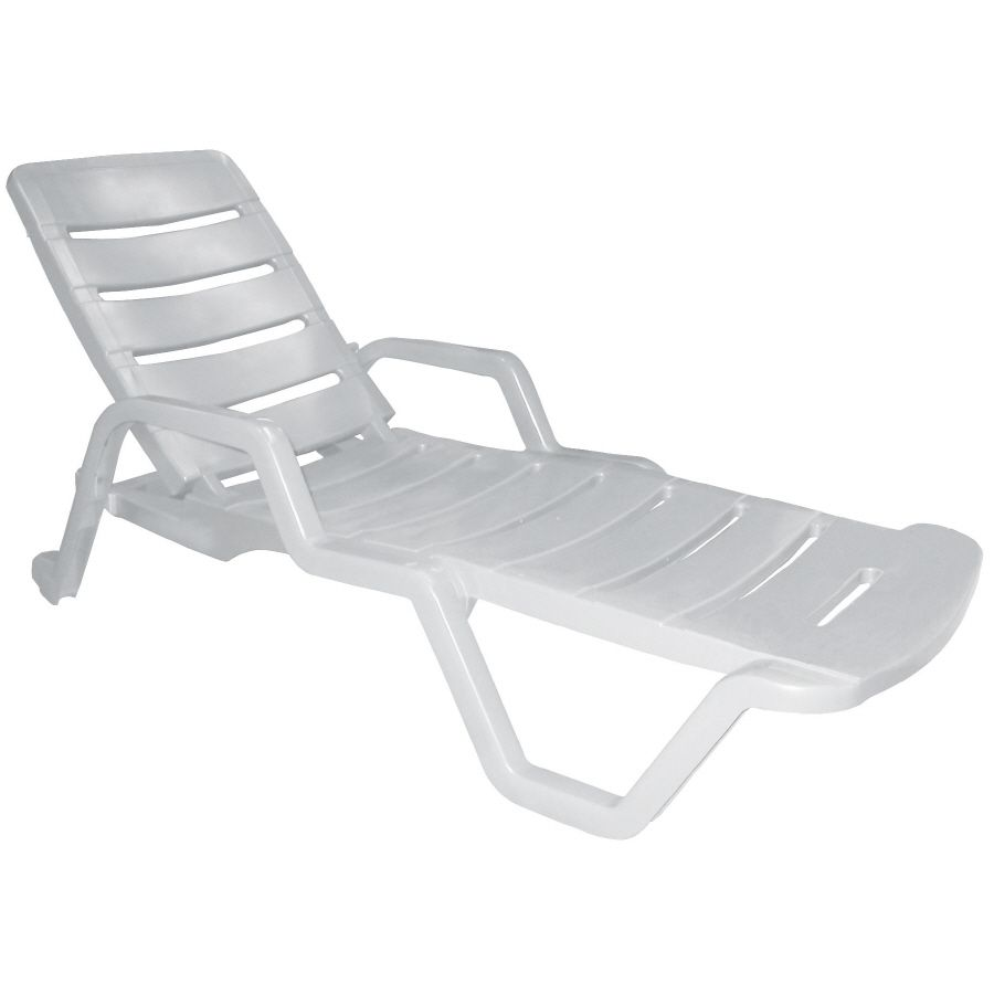 Plastic Chaise Lounge Outdoor