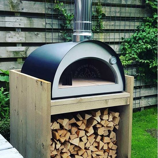 Portable Outdoor Pizza Oven