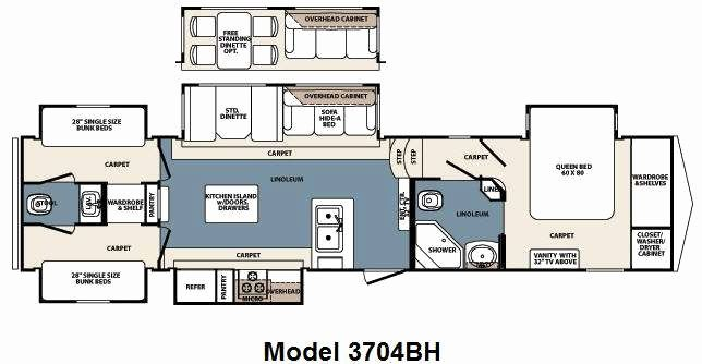 3 Bedroom Rv