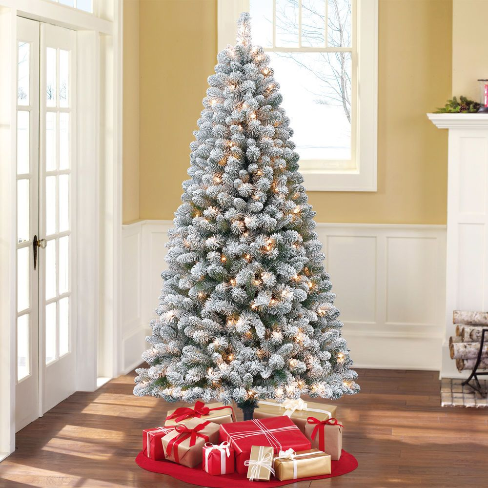 Holiday Time Christmas Tree