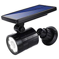 Outdoor Solar Security Lights