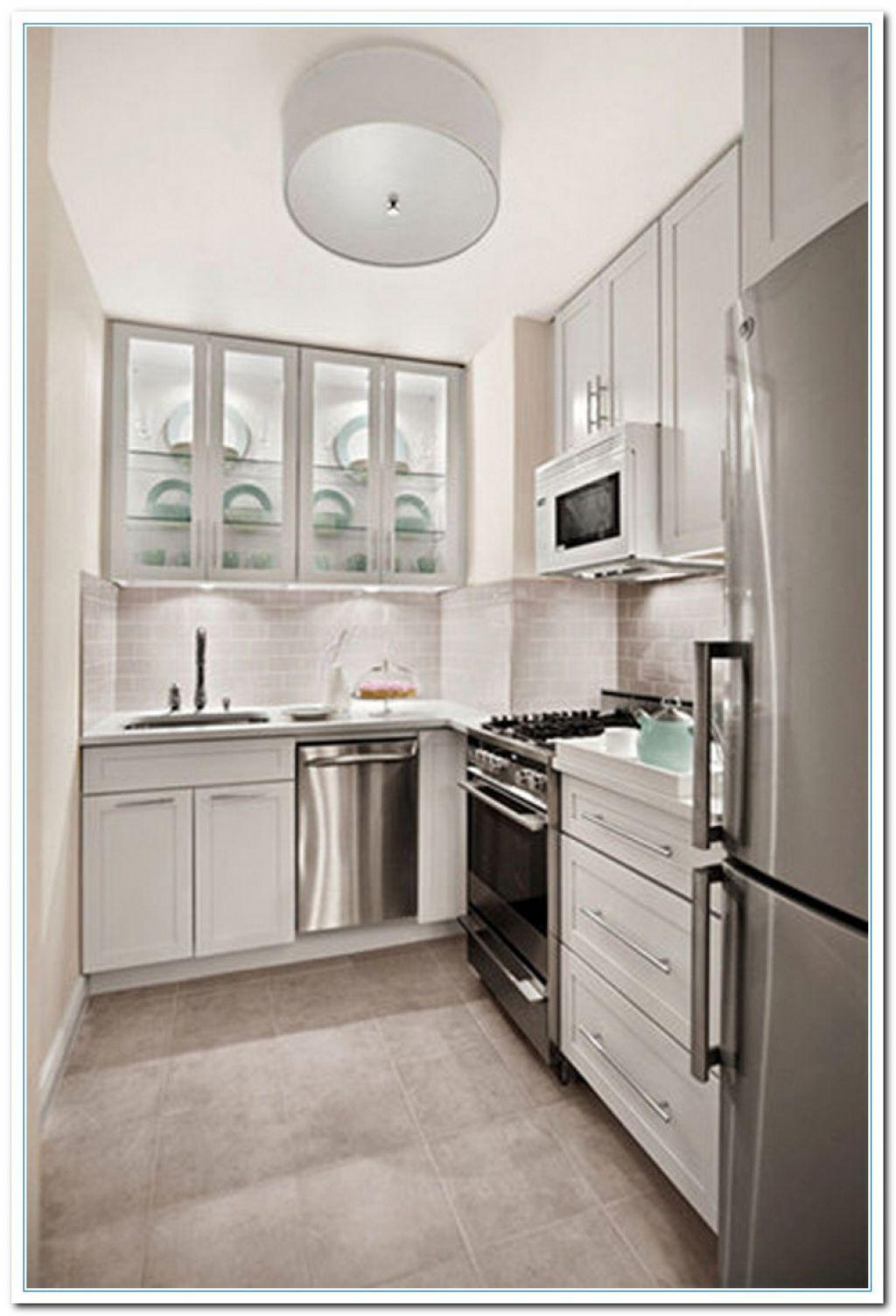 Small L Shaped Kitchen
