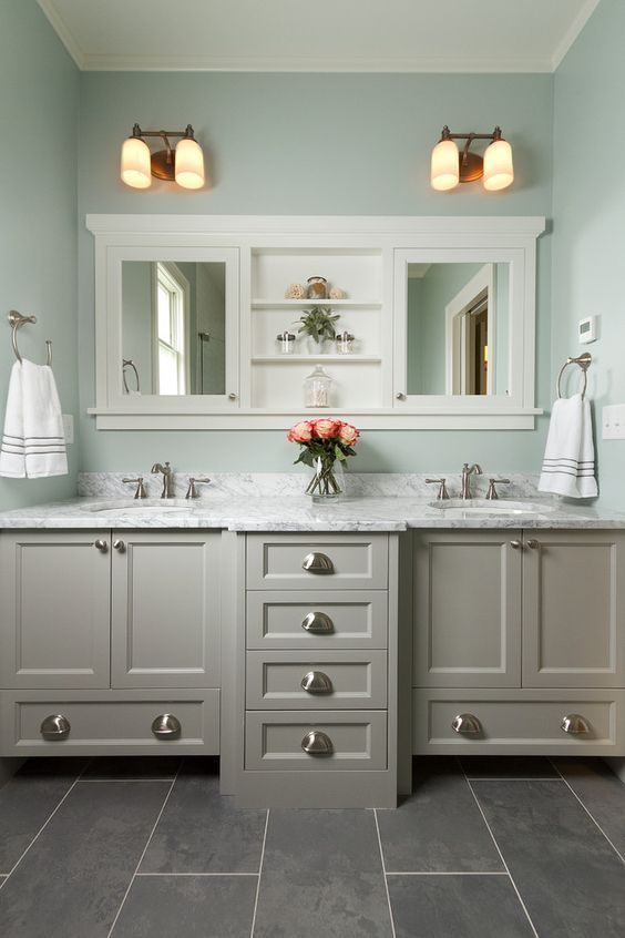 Bathroom Vanity Colors